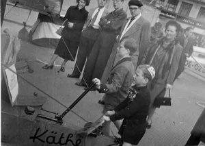 Segelfliegertag 1954